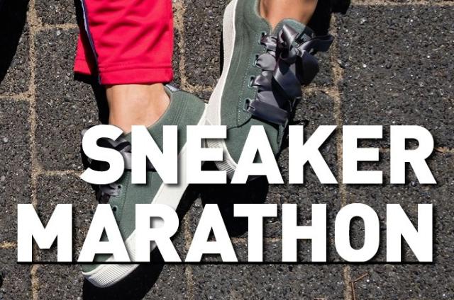 -20 % extra korting op alle sneakers (incl. nieuwe collectie)