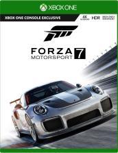 Forza Motorsport 7 dit weekend gratis speelbaar @ Xbox One/PC