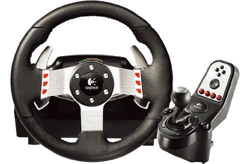 Logitech G27 Racing Wheel tijdelijk voor €179 (snel zijn) @ Amazon.de