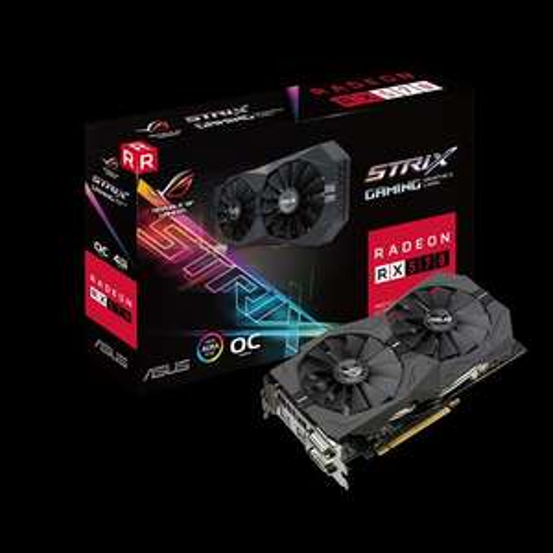 ASUS AMD Radeon RX 570 4GB