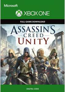 Assassin's Creed Unity (Xbox One download) voor €0,37 @ CDKeys