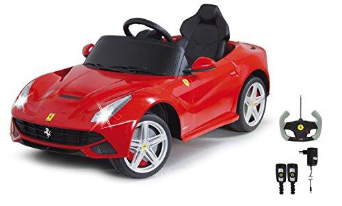 Jamara Ferrari F12 Berlinetta accuvoertuig voor €179,36 @ Amazon.es