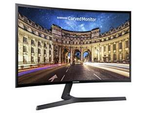 Samsung curved monitor 24 inch
