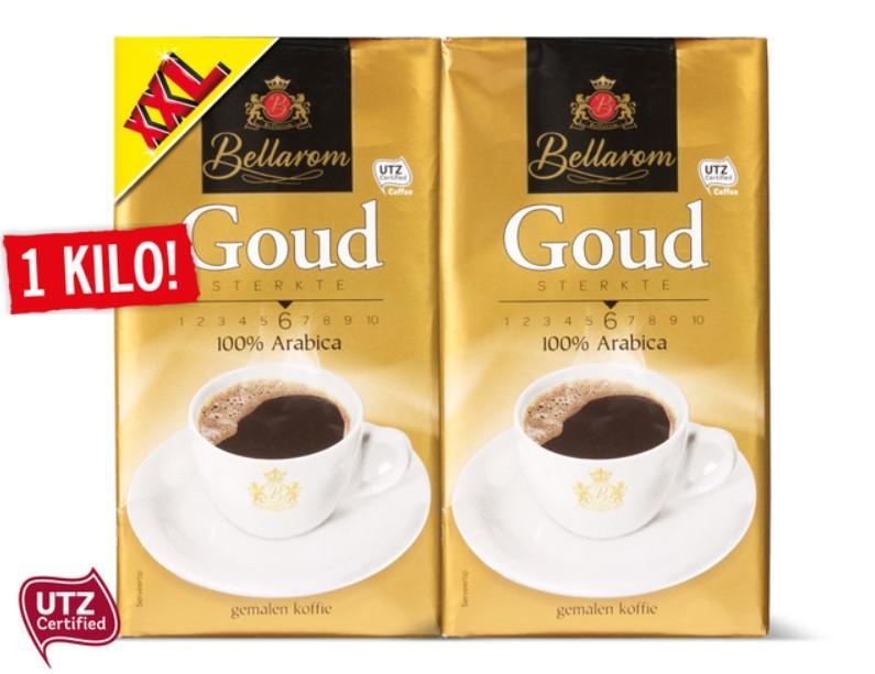 Goud koffie lidl