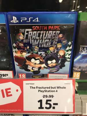 PS4 South Park The Fractured but Whole @ Intertoys