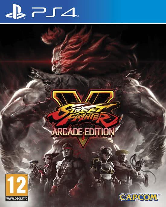 Street Fighter V Arcade Edition (PS4) @base.com