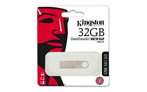 Kingston DataTraveler 32GB 3.0 op Amazon.es