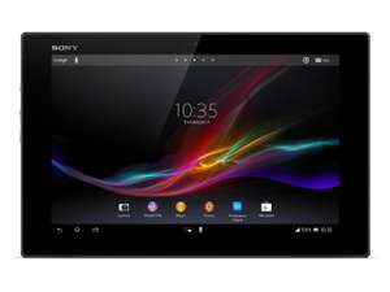 Sony Xperia Tablet Z WiFi 16GB Zwart voor € 349,- @ Dixons