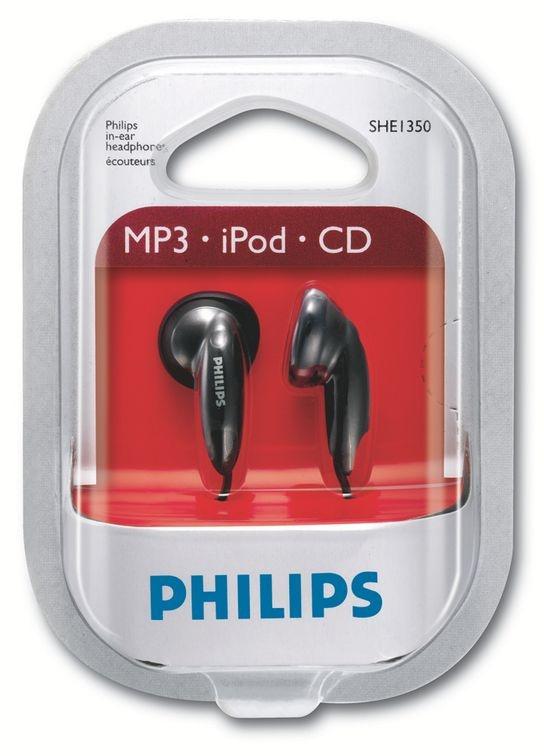 Philips SHE1350 In Ear Koptelefoon (50% korting) @ Kruidvat