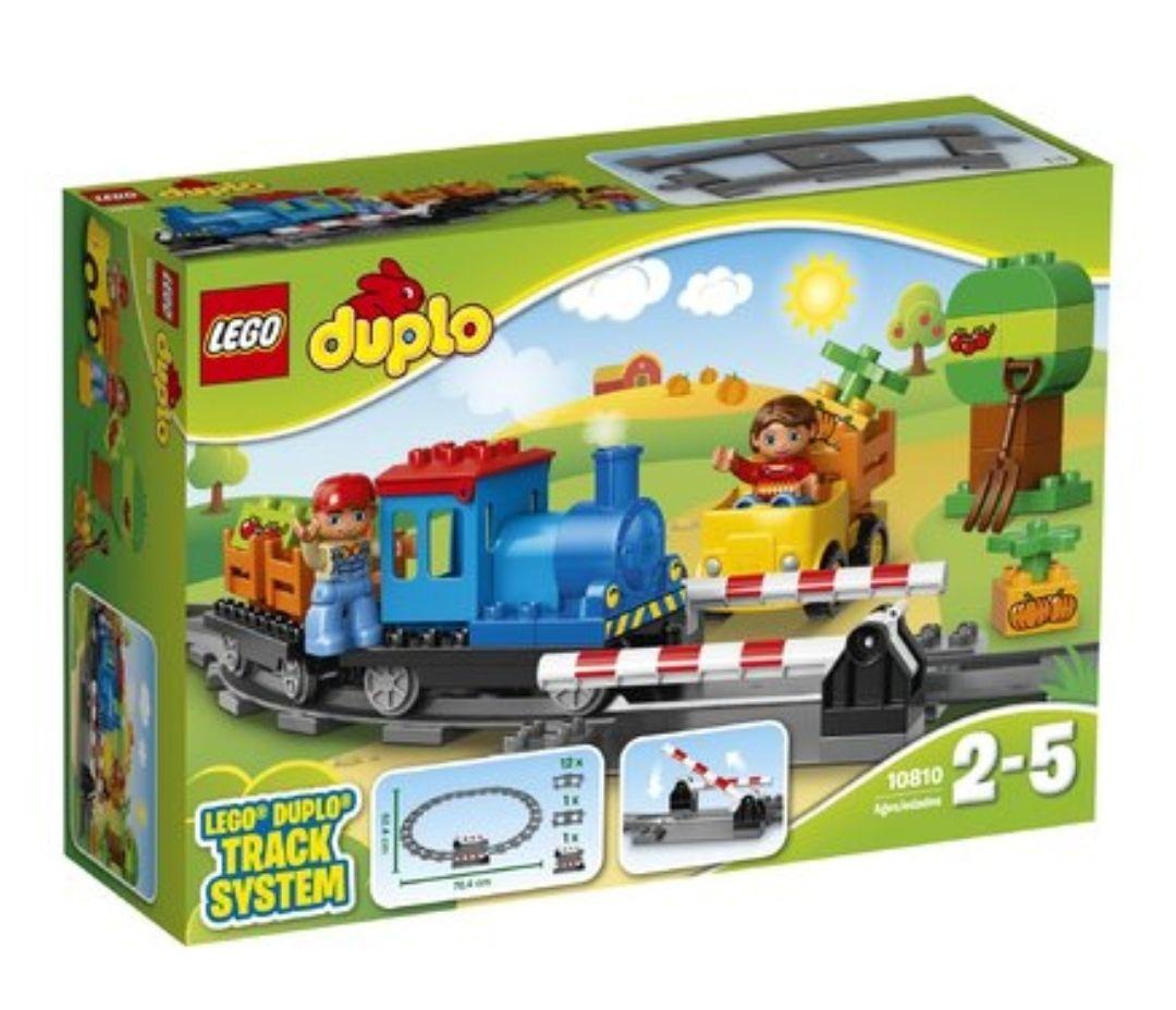 LEGO DUPLO duwtrein 10810 voor €20,79 bij Blokker