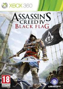 Assassin's Creed IV: Black Flag (Xbox 360) voor € 19,76 @ Zavvi