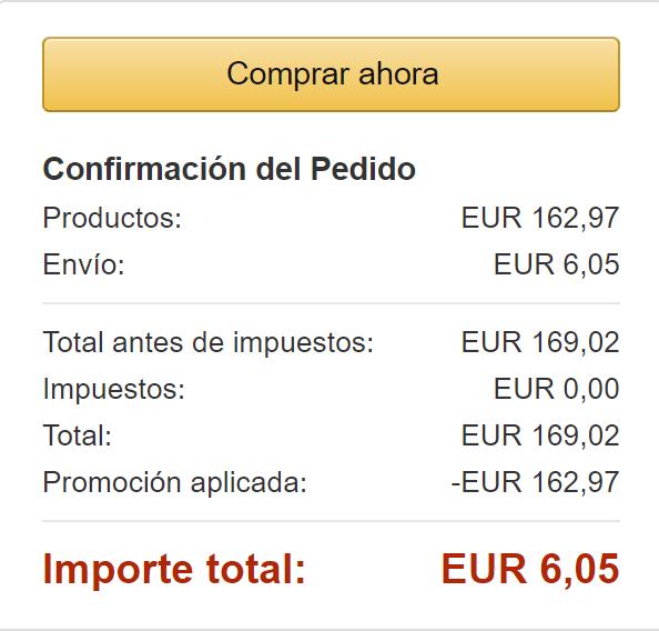 [Prijsfout] Gratis Actioncam, headset en muis (€6,05 verzendkosten) met code @ Amazon.es