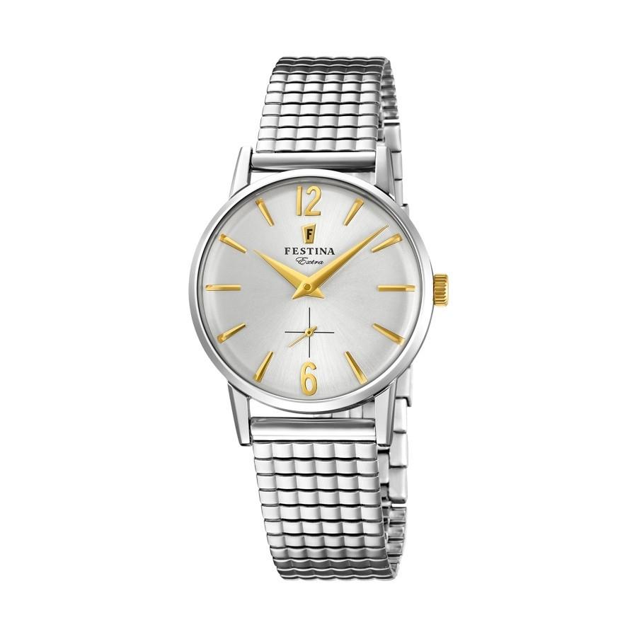 Festina heren horloge -60% + gratis watchtool @ Brandfield