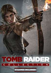 Tomb Raider collectie (Steam) 11 games @gamesplanet