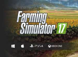60% Korting op Farming Simulator 17 in de Humble Bundle Store