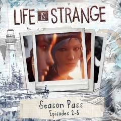 Life is Strange season pass episodes 2-5 in PSN store (PS4)