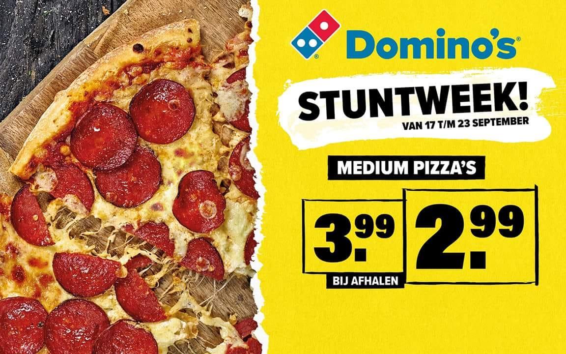 Domino's Stuntweek