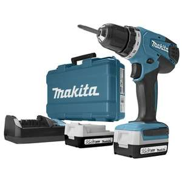 Karwei | Makita accuboormachine 14,4V DF347DWE van €159 naar €99,95