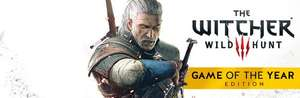 The Witcher 3: Wild Hunt - Game of the Year Edition [Steam]  (-60%)
