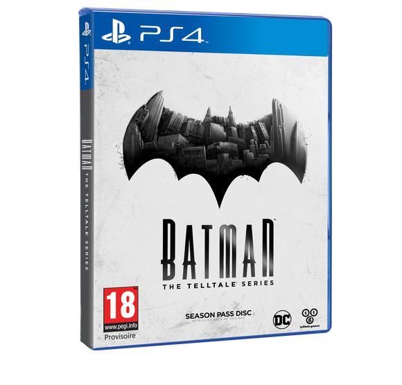 Batman: The Telltale Series (PS4) voor €12,50 @ Coolshop