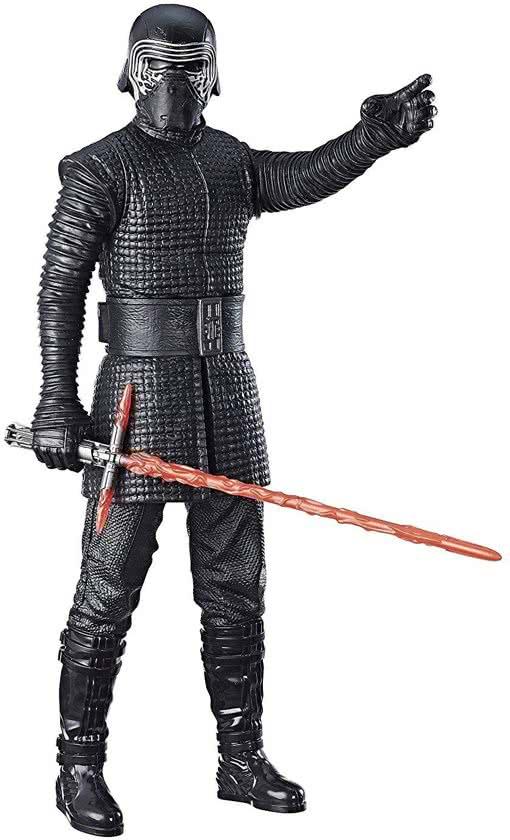 Star Wars The Last Jedi Kylo Ren figuur - 30 cm @ Bol.com