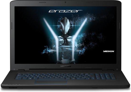 MEDION ERAZER P7647-i5-256F8 - gaming laptop - 17.3 inch voor €594,15 @ Bol.com