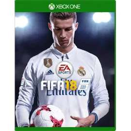 FIFA 18 (Xbox One Disc) voor €11,20 @ Microsoft UK