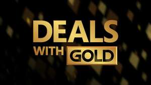 Xbox Live Deals with Gold (oa Battlefield 1 voor €6 en Ubisoft-games)