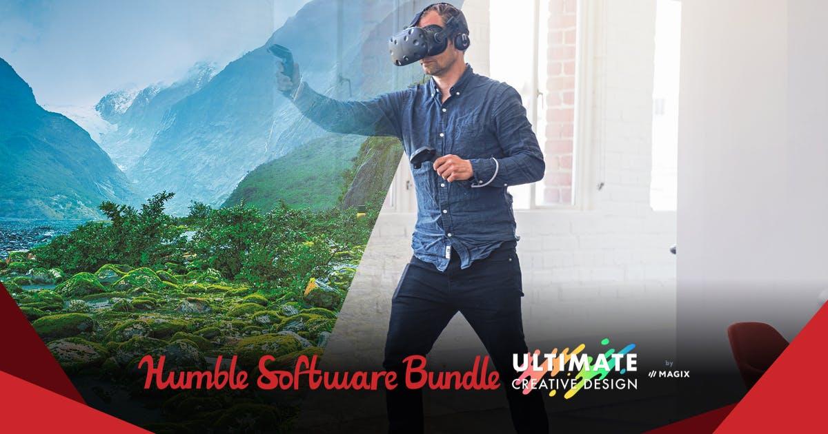 Humble Bundle Magix Ultimate Creative Design Software (Windows)