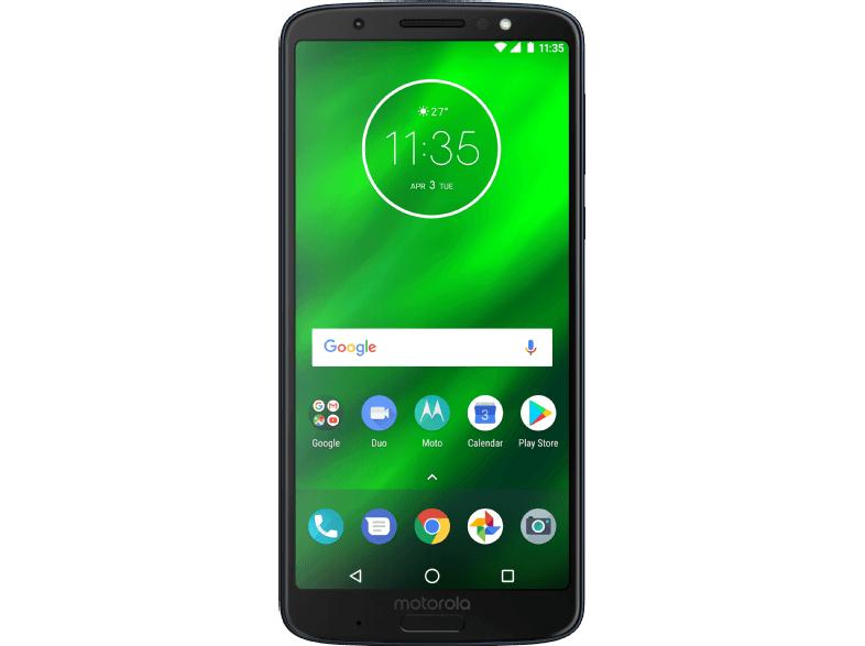 MOTOROLA Moto G6 Plus 64GB Dual-sim @Mediamarkt.nl €229