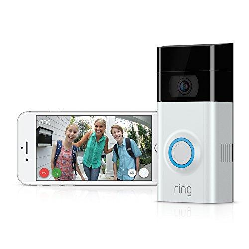 Ring Video Deurbel 2 voor €109,24 @ Amazon.de (-42%)   €121 Amazon.fr