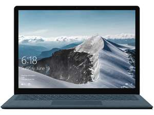 MICROSOFT Surface Laptop Blauw i5 8GB/256GB @Mediamarkt.nl €1094