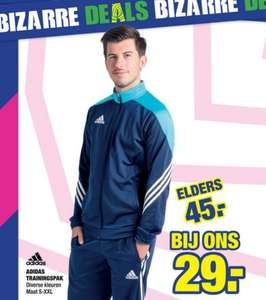 adidas Trainingspak €29 @ Big Bazar