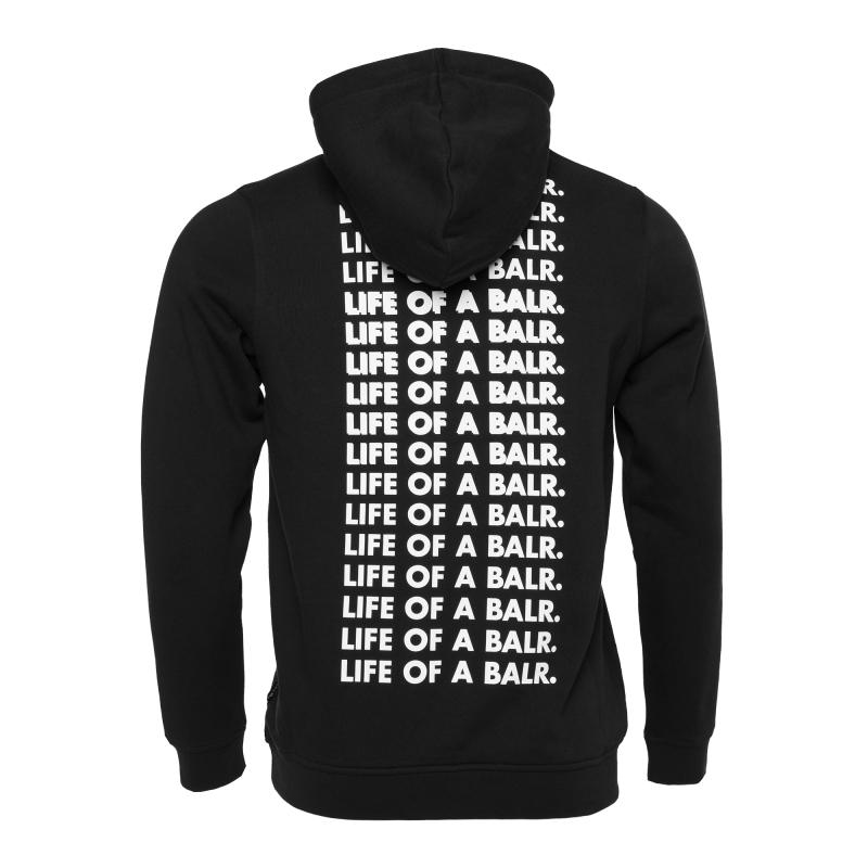 Exclusive sale (oa hoodie van €160 voor €59) @ BALR.