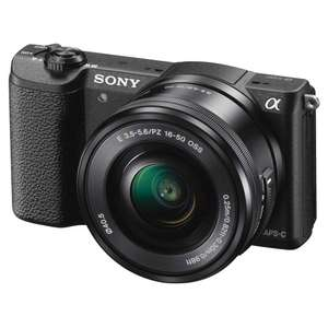 Sony A5100 + 16-50mm f/3.5-5.6 voor €398,65 @ BCC