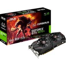 ASUS Cerberus GeForce GTX 1070 Ti Advanced Edition 8GB grafische kaart