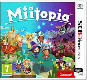 Miitopia 3ds (prime leden) @Amazon.it