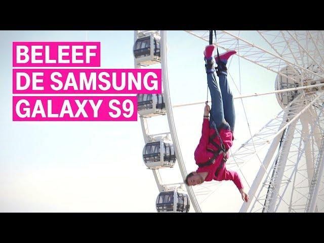 Samsung S9 voor €368 i.c.m. abonnement of voor slechts 32 euro per maand @T-Mobile