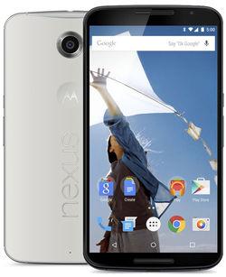 Motorola Nexus 6 64GB met BEN 100 min/sms (1 maand) voor €450,45 @ Coolblue