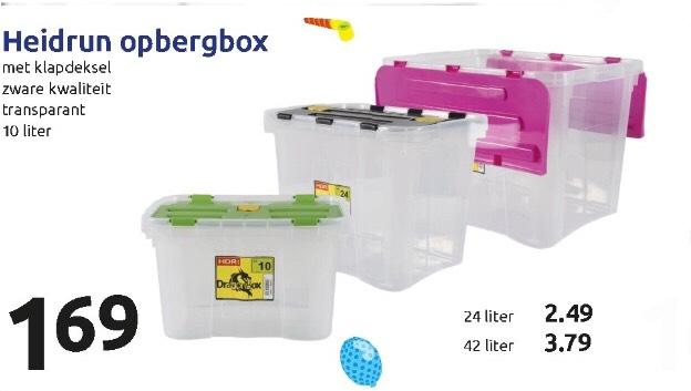 Opbergbox @ Action