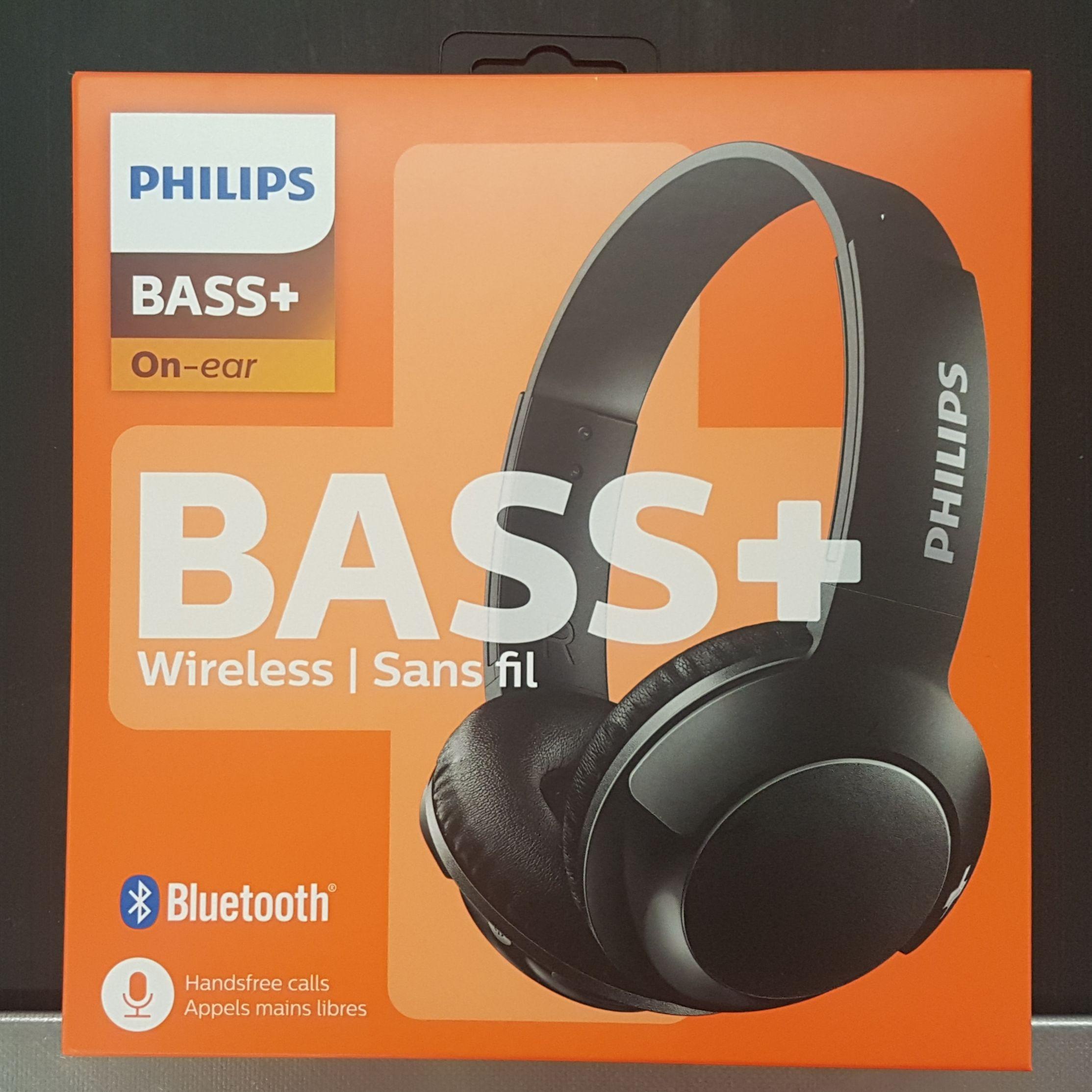 Philips SHB3075 Bluetooth on-ear headset