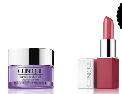 Clinique 2 luxe mini's cadeau bij moisterizer