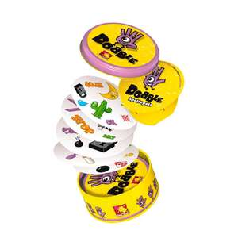 Kaartspel 'Dobble' €6,99 @ Kruidvat