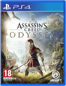 Assassin's Creed Odyssey  (PS4/XB1) voor €39 + 2.000 punten @ ING