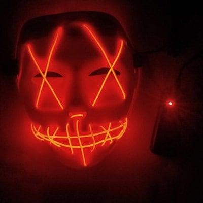 LED halloween masker @Gearbest