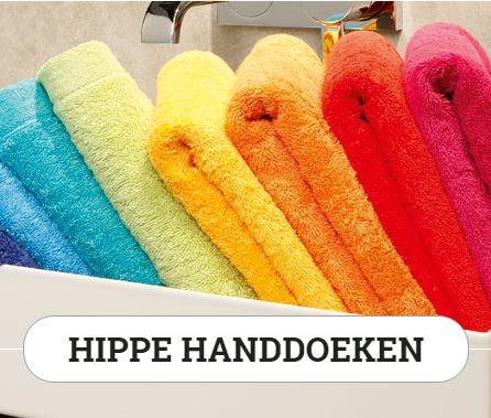 7,5% korting op alles @ Hippe Handdoeken