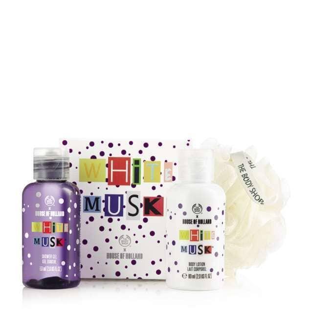 4 euro Body Shop giftset