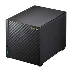 ASUSTOR AS-1004T - NAS-server voor €202 @ Mobile-Harddisk.nl