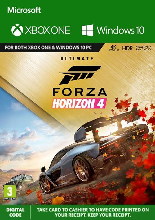Forza Horizon 4 Ultimate Edition - cdkeys.com