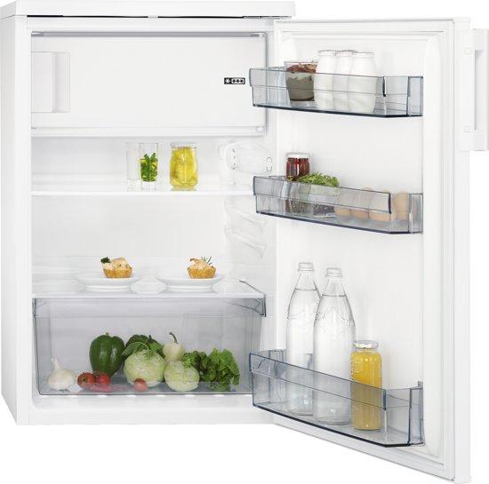 AEG RTB51411AW - Tafelmodel koelkast met vriesvak voor €215 @ Bol.com